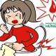 Đại tiện ra máu gây khó chịu cho người bệnh