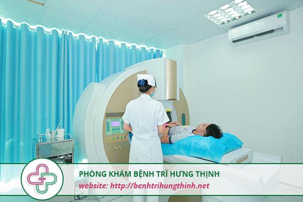Phòng khám bệnh trĩ Hưng Thịnh