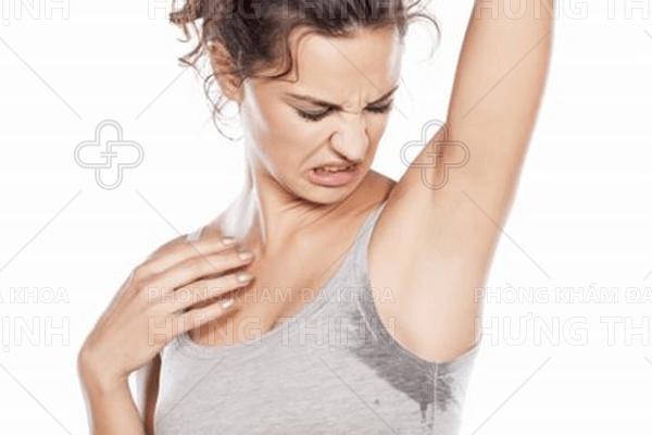 Bệnh hôi nách: nguyên nhân bệnh hôi nách